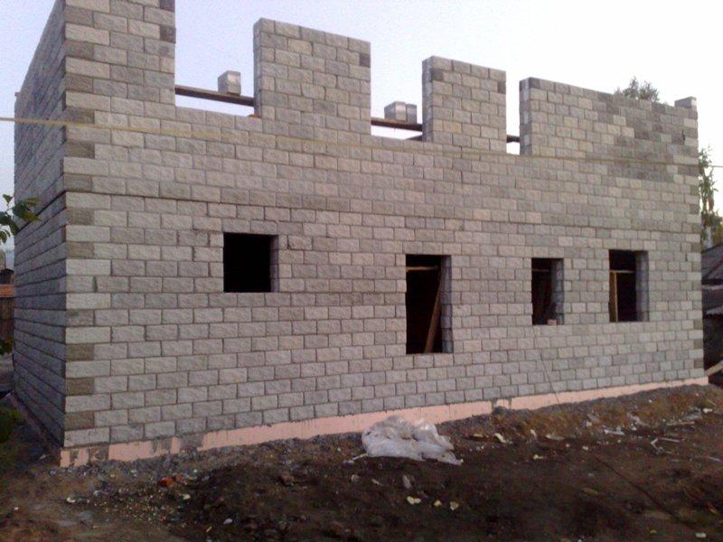 Как построить дом из теплостена своими руками 16